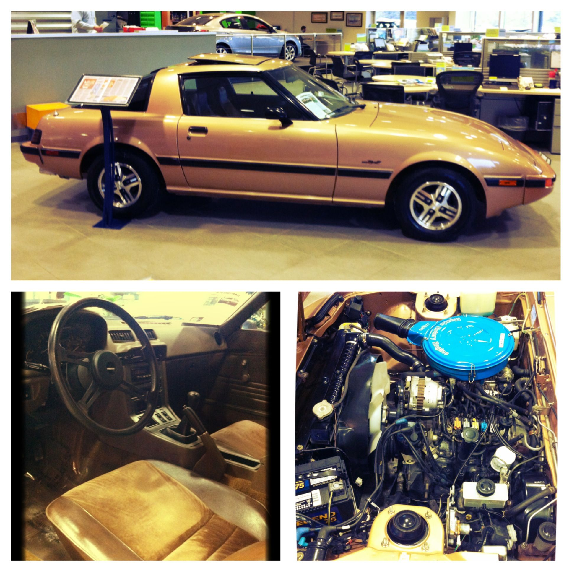 1979 mazda rx7 for sale front japanese pinterest rx7 mazda