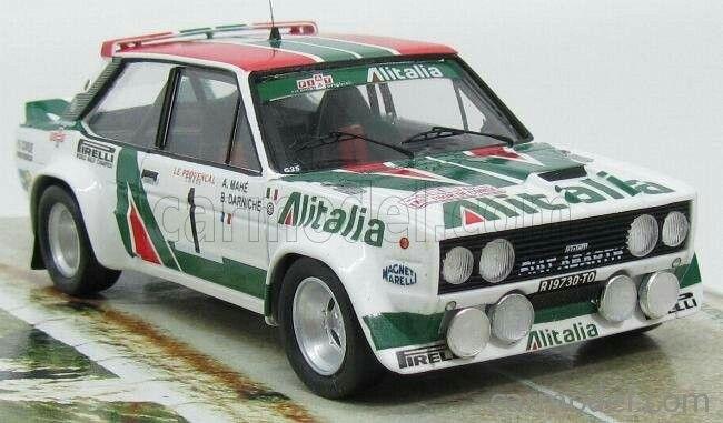 Trofeu Lma09 Scala 1 43 Fiat 131 Abarth Alitalia N 1 Winner