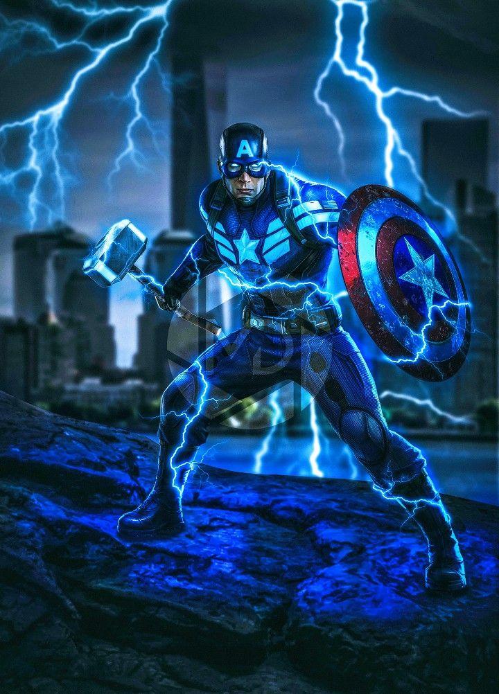 Captain America Avengers End Game Captain America Wallpaper Marvel Comics Wallpaper Marvel Superhero Posters