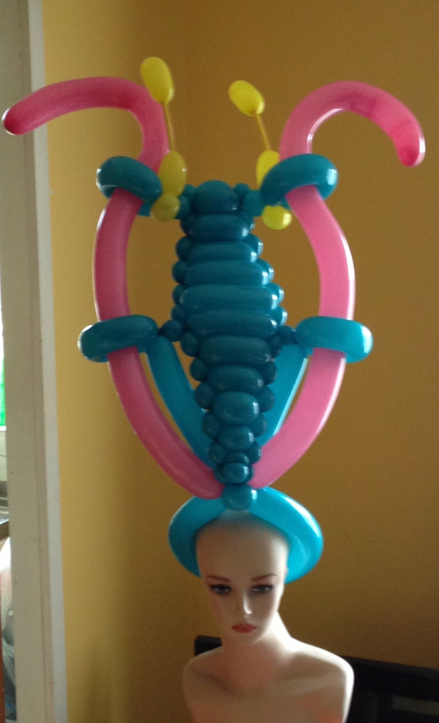 Hat Balloon