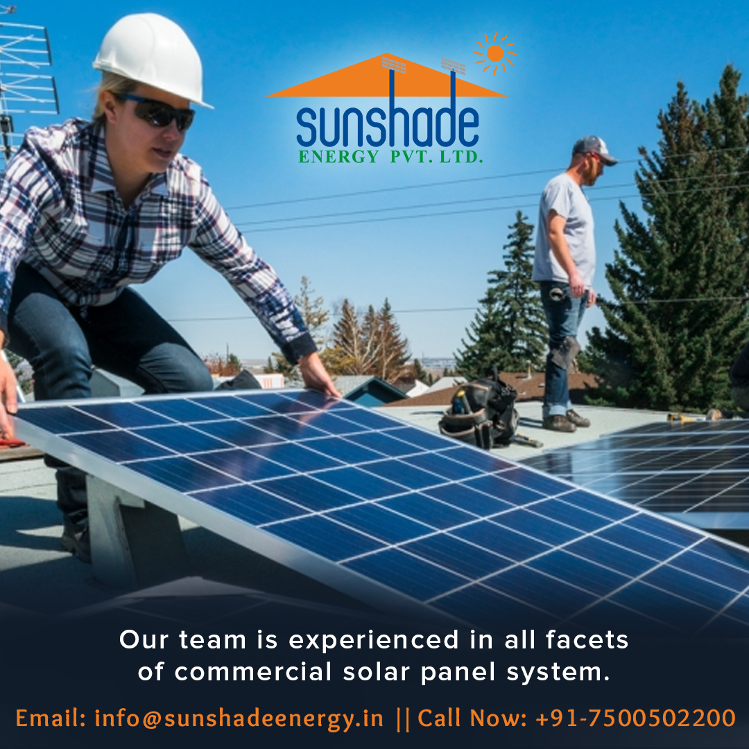 High Efficiency Commercial Solar Panels For Business Government Schools And Farms With Proven Durability And Indust In 2020 Solar Solar Panel System Roof Solar Panel