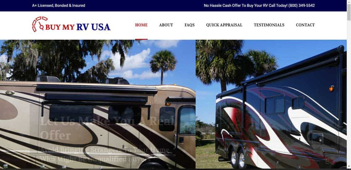 RV Dealerships in Orlando, Florida Vehicle HQ in 2020