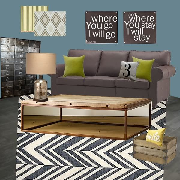 Casual Sitting Room Ideas Part - 34: Industrial/casual Living Room Design- Troy Student Center