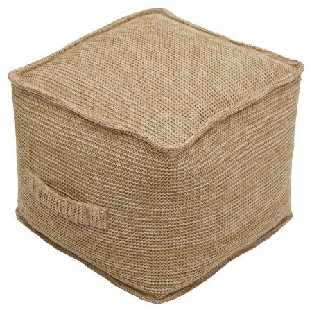 Outdoor Pouf Natural Woven Threshold™ Target Patios And Best Target Outdoor Pouf