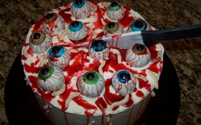 Halloween:fantasia in cucina con i dolci   Recette   Pinterest