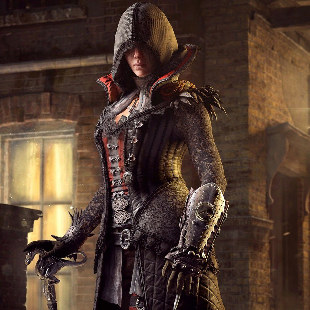 Hd Wallpapers Factory By Skylip Hd Retina Unique Handpicked Ones 4 Ur All Ios Dev Assassins Creed Syndicate Evie Female Assassin Assassins Creed Syndicate