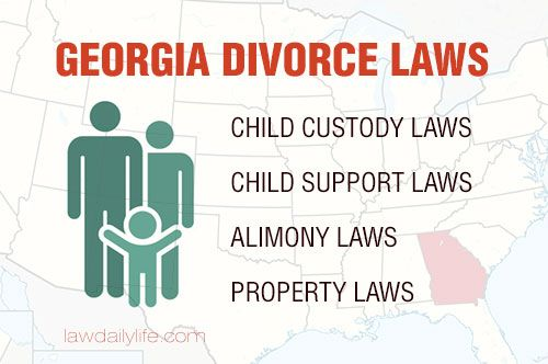 What Are the Types of Child Custody in Georgia