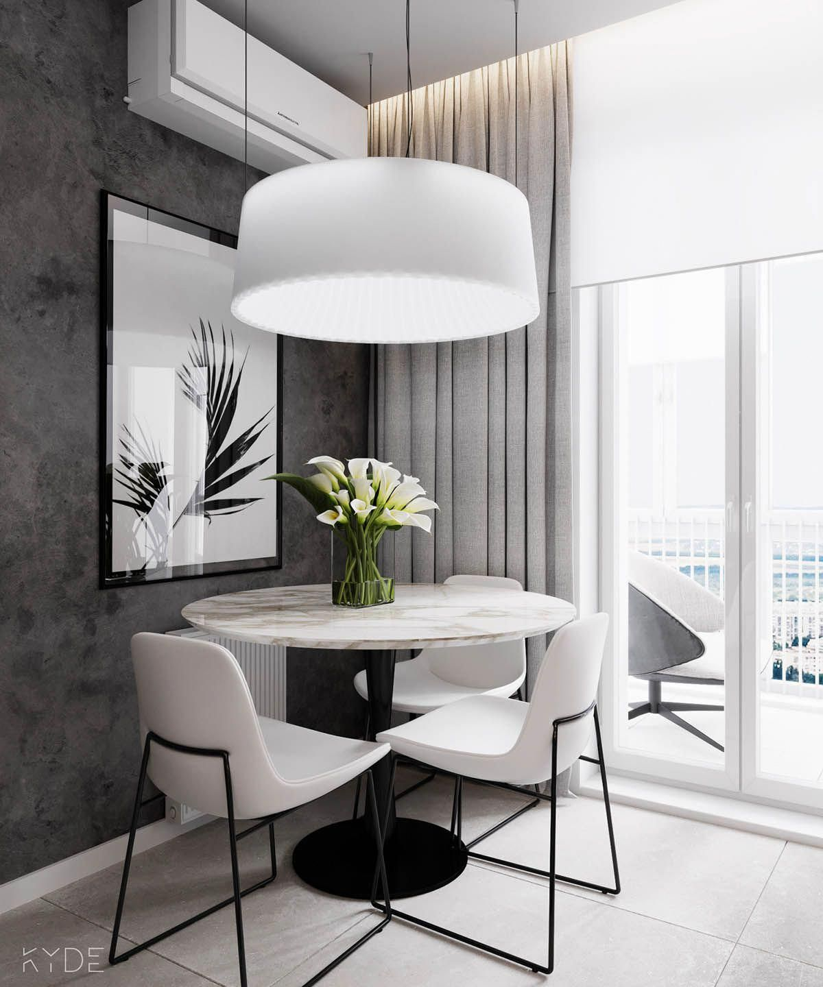 Even if interior design is your vocation it can be  challenge to work in small spaces when an apartment has for couple or family also modern home interiors under square metres feet rh pinterest