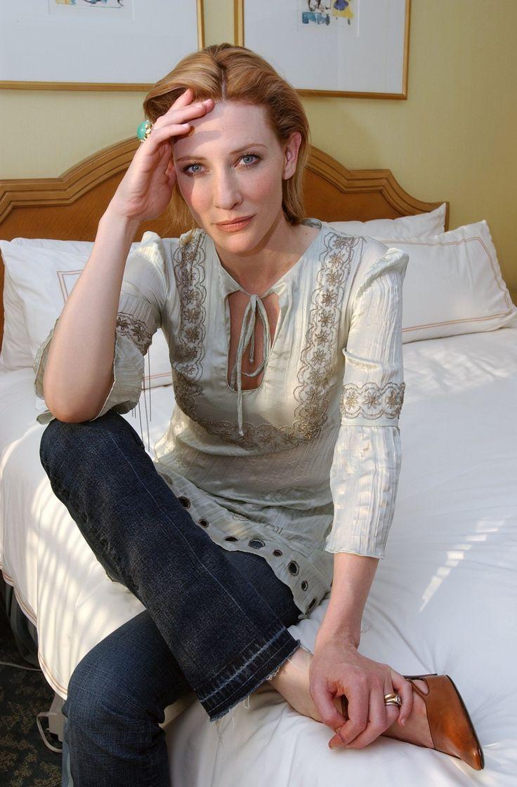 Cate Blanchett Vogue australia, Cate blanchett young