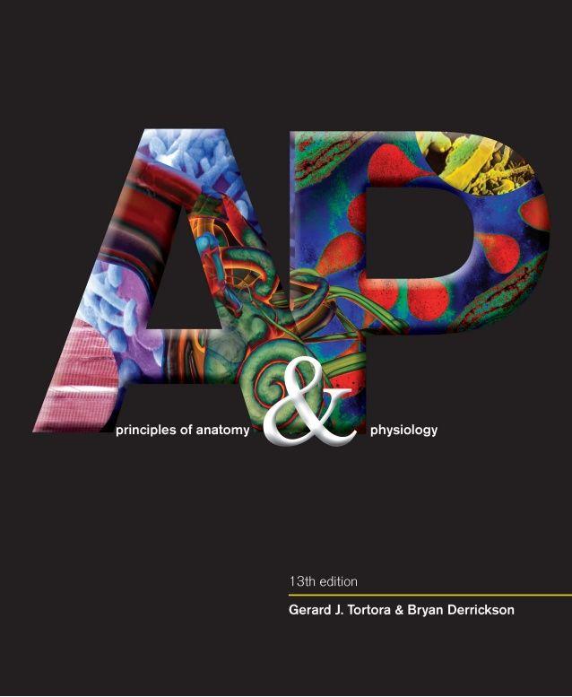 Principles of ANATOMY & PHYSIOLOGY Gerard J. Tortora Bergen ...