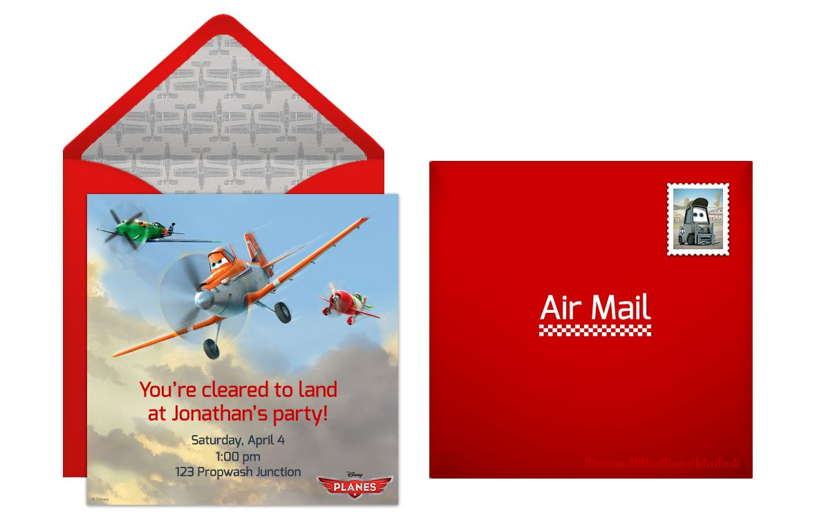 Plan a High-Flying Planes Birthday Party | Themed birthday parties ...