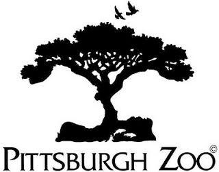 ilusión óptica logo zoo pittsburgh