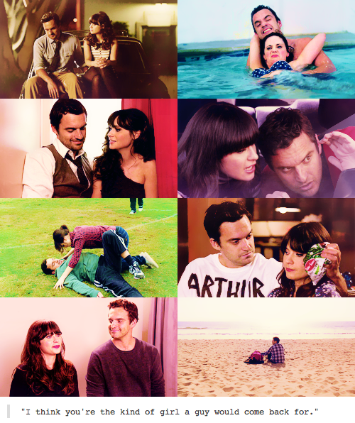 Am I the only one who thinks Nick anand Jess need to get together in New Girl???