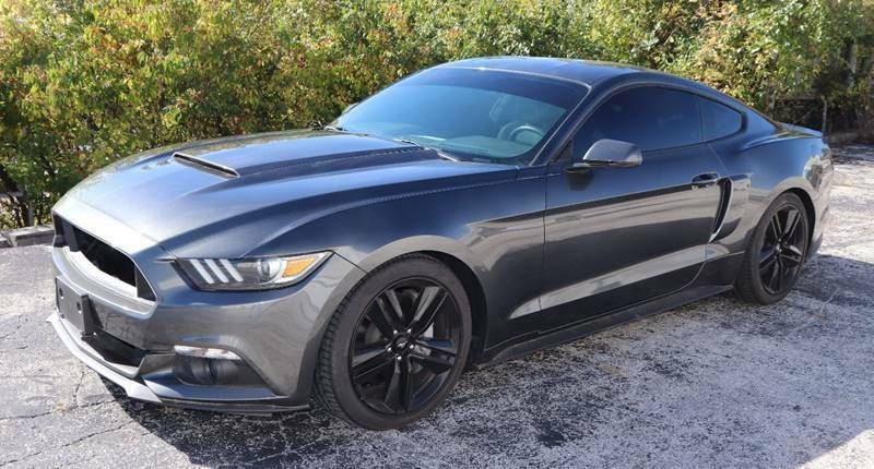 Ebay Advertisement 2015 Mustang Ecoboost Premium 2dr Fastback