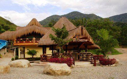 Hosteria El Arenal Resort In Zamora Chinchipe Ecuador South