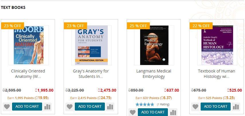 Buy Dental Books Online at Best Prices | DentKart - India's Mega Online Dental Store