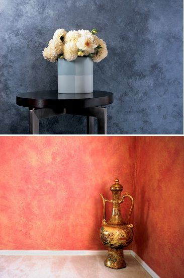 Sponge painting walls on pinterest stripped painted walls textured wall paintings and faux Paint of wall