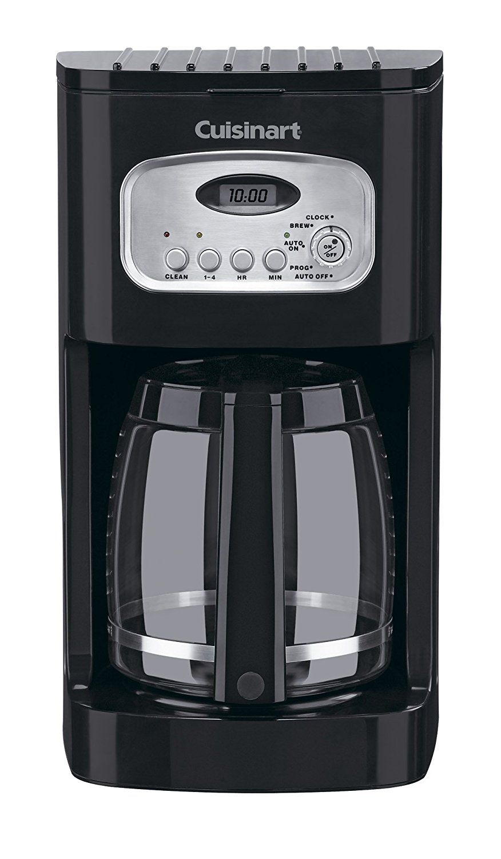 Cuisinart dcc1100bkfr 12 cup coffee maker certified