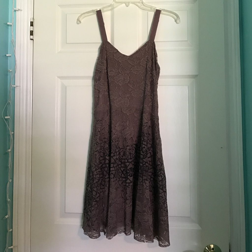 Lace dress purple  Free People Light Purple Lace Dress  Products