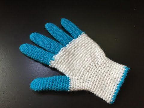 usage Clam Gant en tricot Demi doigt Peluche de corail Gants pour enfants