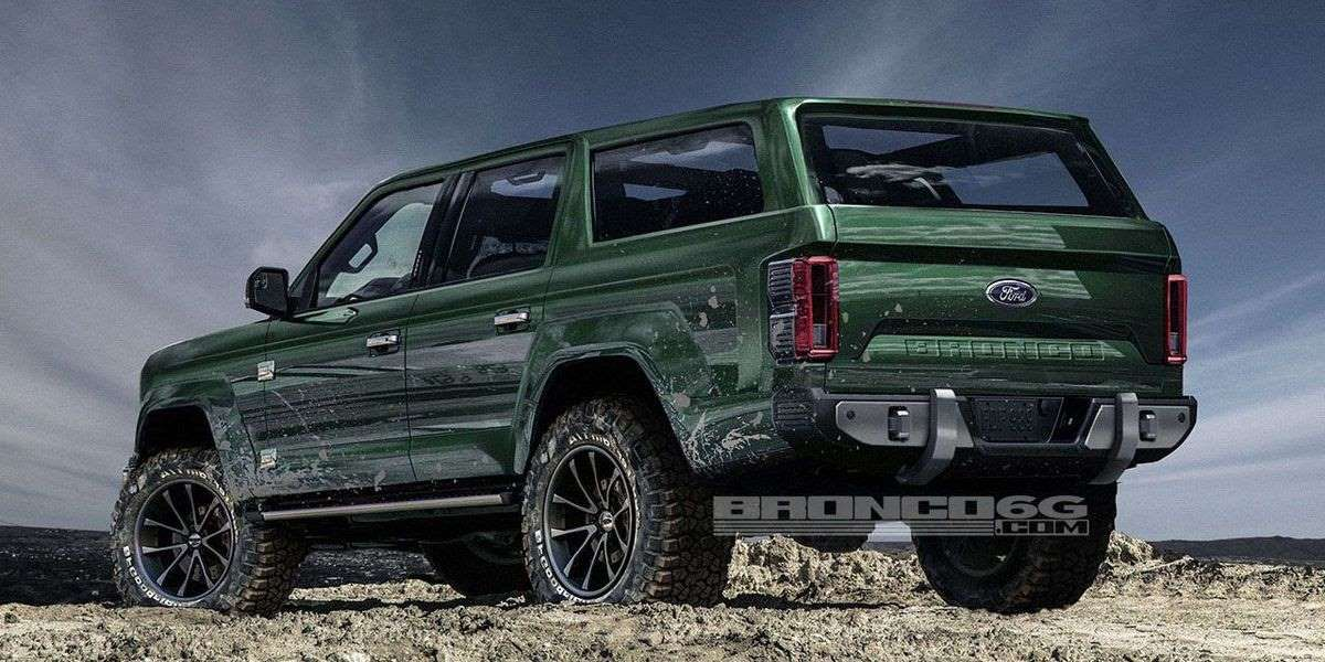 Get The Latest News Price And Photos On The New 2020 Ford Bronco Ford Promises A New Small Pickup Bronco6g Com Ford Bronco