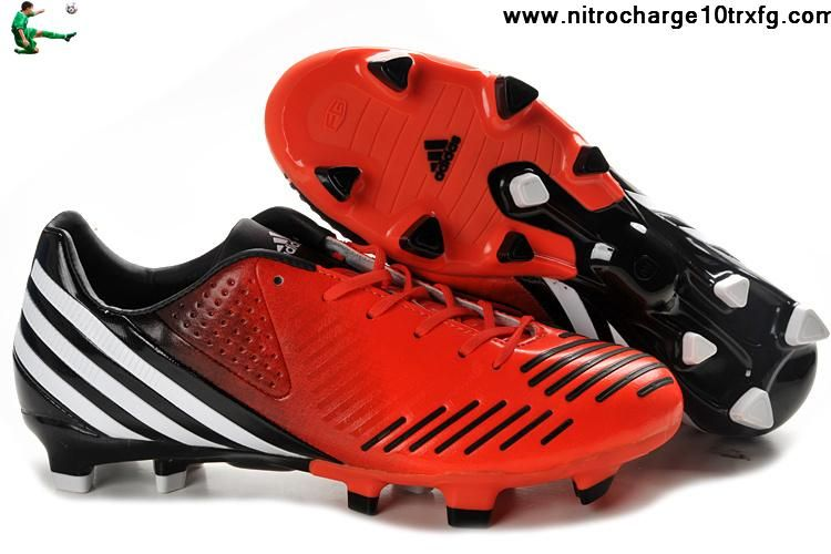 outlet store 1c63e 86f70 New Adidas Predator LZ TRX FG - Infrared-Running White-Black(G63508)  Football Shoes For SaleFootball Boots For Sale