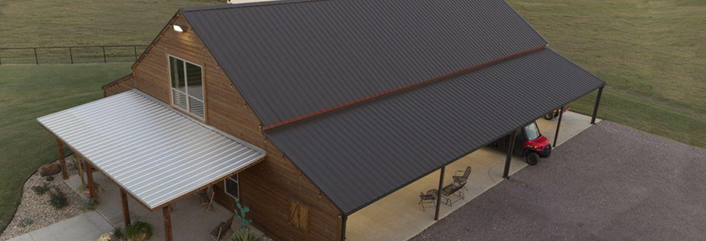 Ssp Panel Mueller Inc Metal Roof Installation Metal Roof Roof Panels