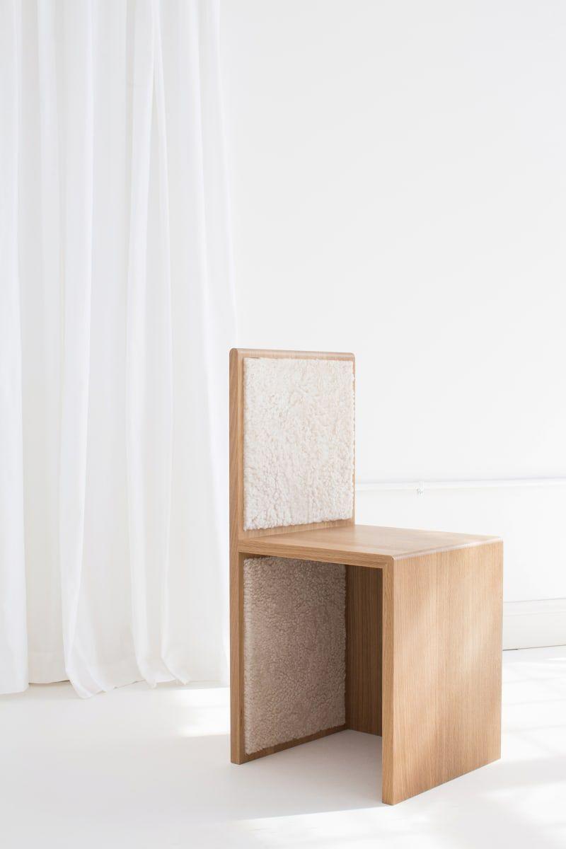 Rustikales Massivholz Trifft Auf Skulputrale Formen Holz Design Und Holz Ideen