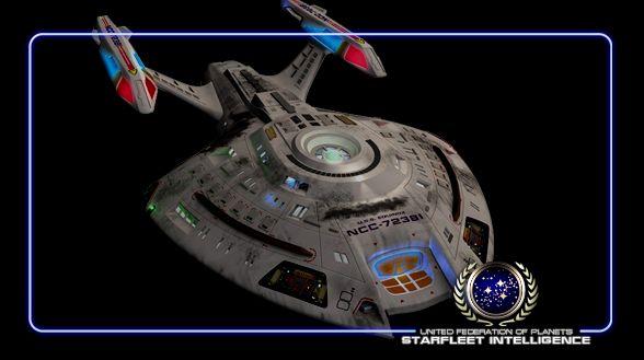 STARFLEET INTELLIGENCE: USS Equinox NCC-72381; Nova-class starship; Federation Starfleet vessel [STAR TREK Voyager, First Contact] #StarfleetIntelligence #StarTrek #Federation #starship