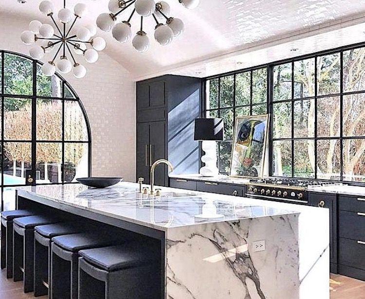 Full natural light... | kitchens | Pinterest | Haus Interieu Design ...