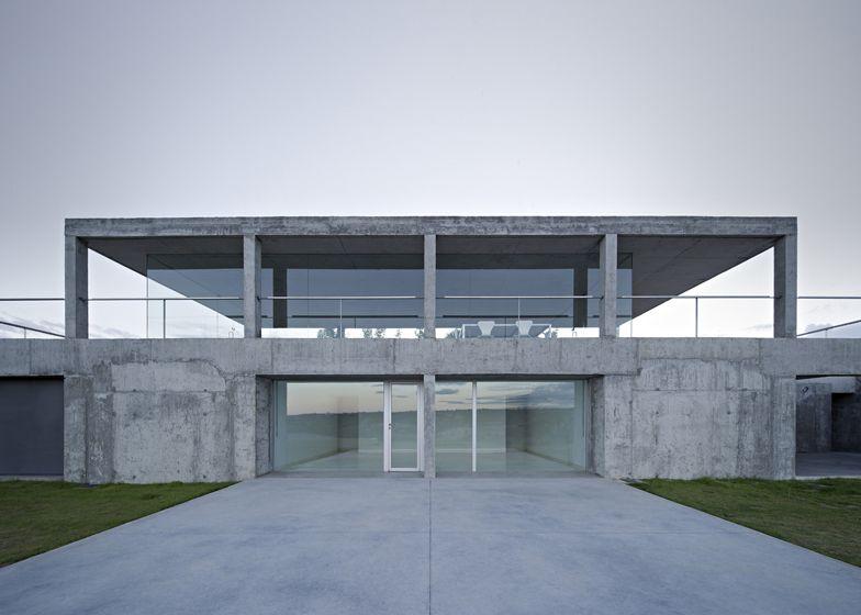 Alberto campo baeza casa rufo toledo 2013 architektur for Minimalismus architektur