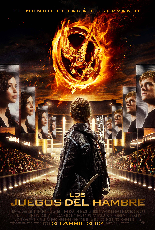 Los Juegos Del Hambre Hunger Games Dvd Hunger Games Poster Hunger Games Movies