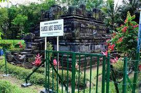ASU SENGI TEMPLE, Hindhuism Temple, Klaten - Yogjakarta Indonesia