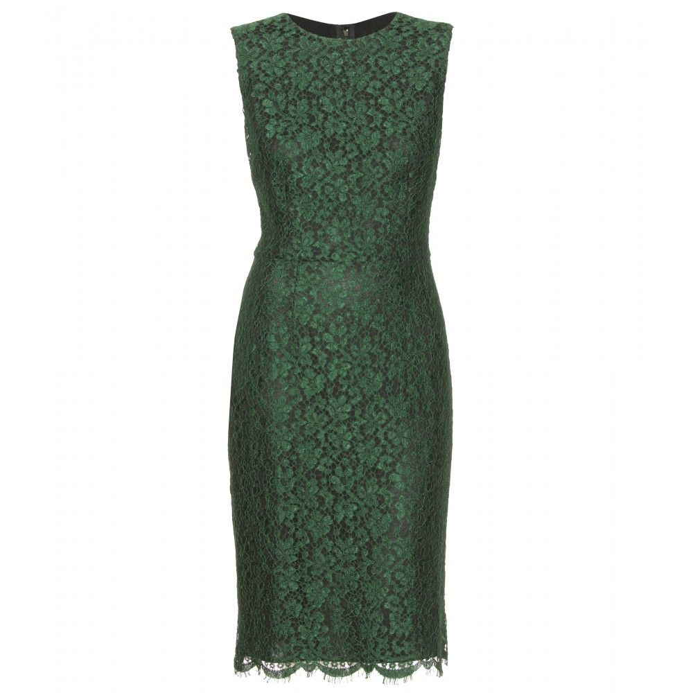 Green dress with lace overlay  LACE SHEATH DRESS  ugh lovely Need to find a