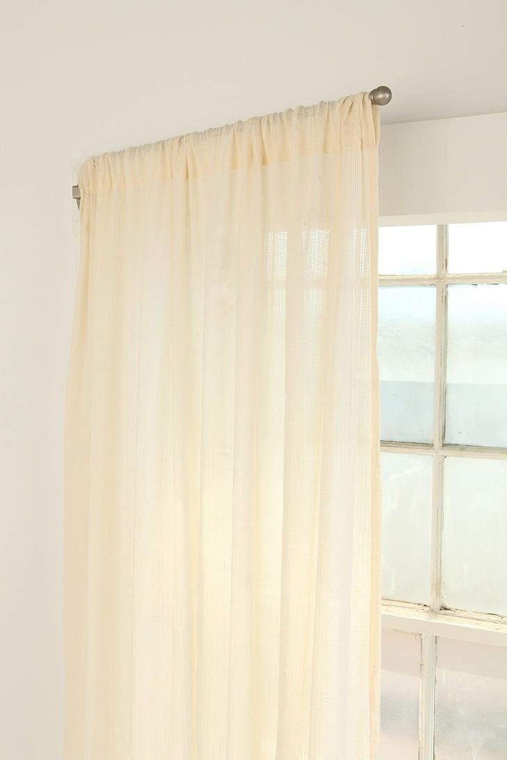 Swing Curtain Rod Set Of 2 Curtain Rods Curtains Home