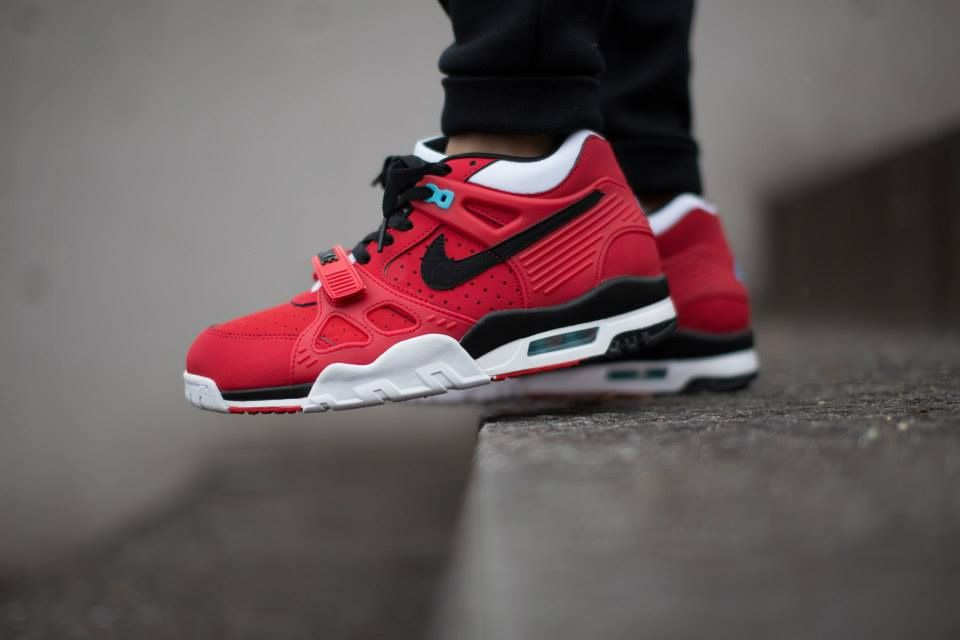 Rouge · Nike Air Trainer 3 'University ...