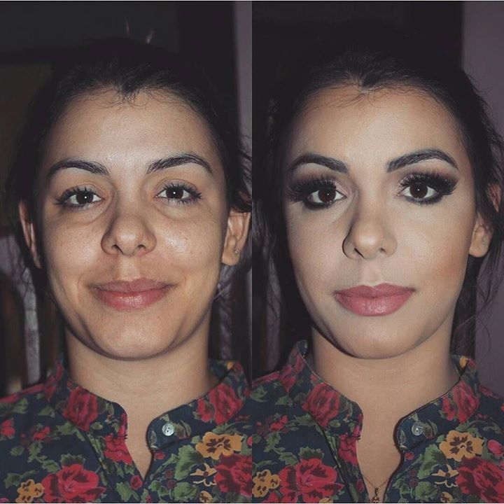 cliente lindissima. Amei a make e vcs meninas gostaram?  #iluminacao #mac #maquiagem #cliente #linda #top #maquiador #anapolis #brazil #brasil #cut #amazing by maquiadorprofissional http://ift.tt/1XAH3Cj