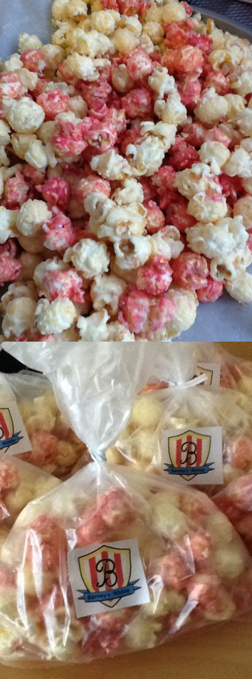 Bibble Candy Popcorn: Home Made Bibble From Victorious! Click For Recipe