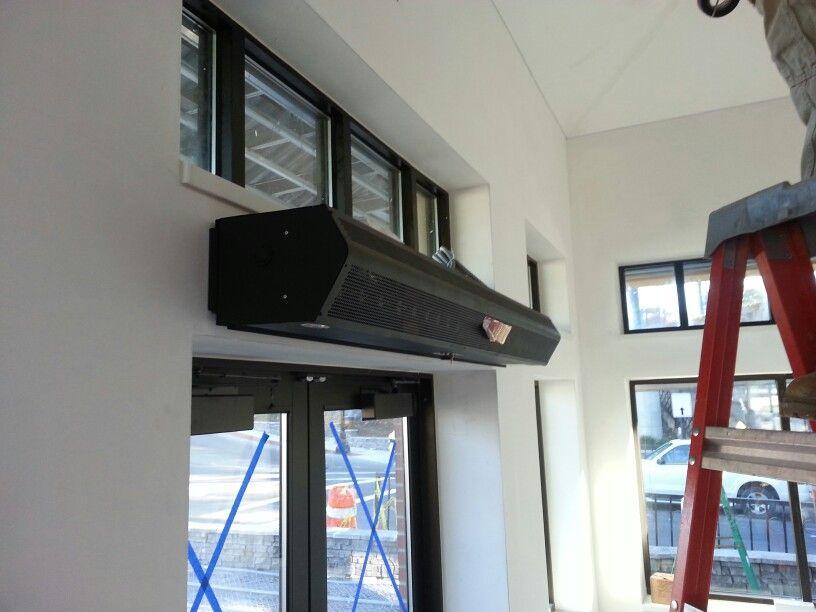 Air Curtain Home Appliances Home Hvac