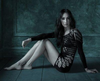 19 Gothic Art   Maggie q, Maggie, Actresses