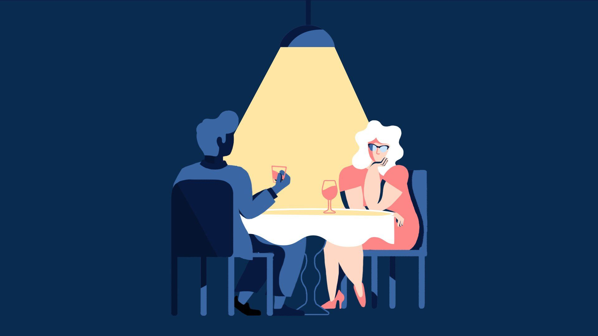 New York Times Modern Love Animation Modern Love Character Design