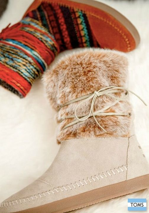 08b21c8bf72 TOMS winter boots will keep your feet toasty warm and ready for adventure  during the cold season.