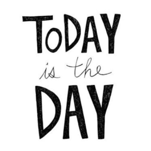 Don't wait - make it happen! Instagram photo from @du8l