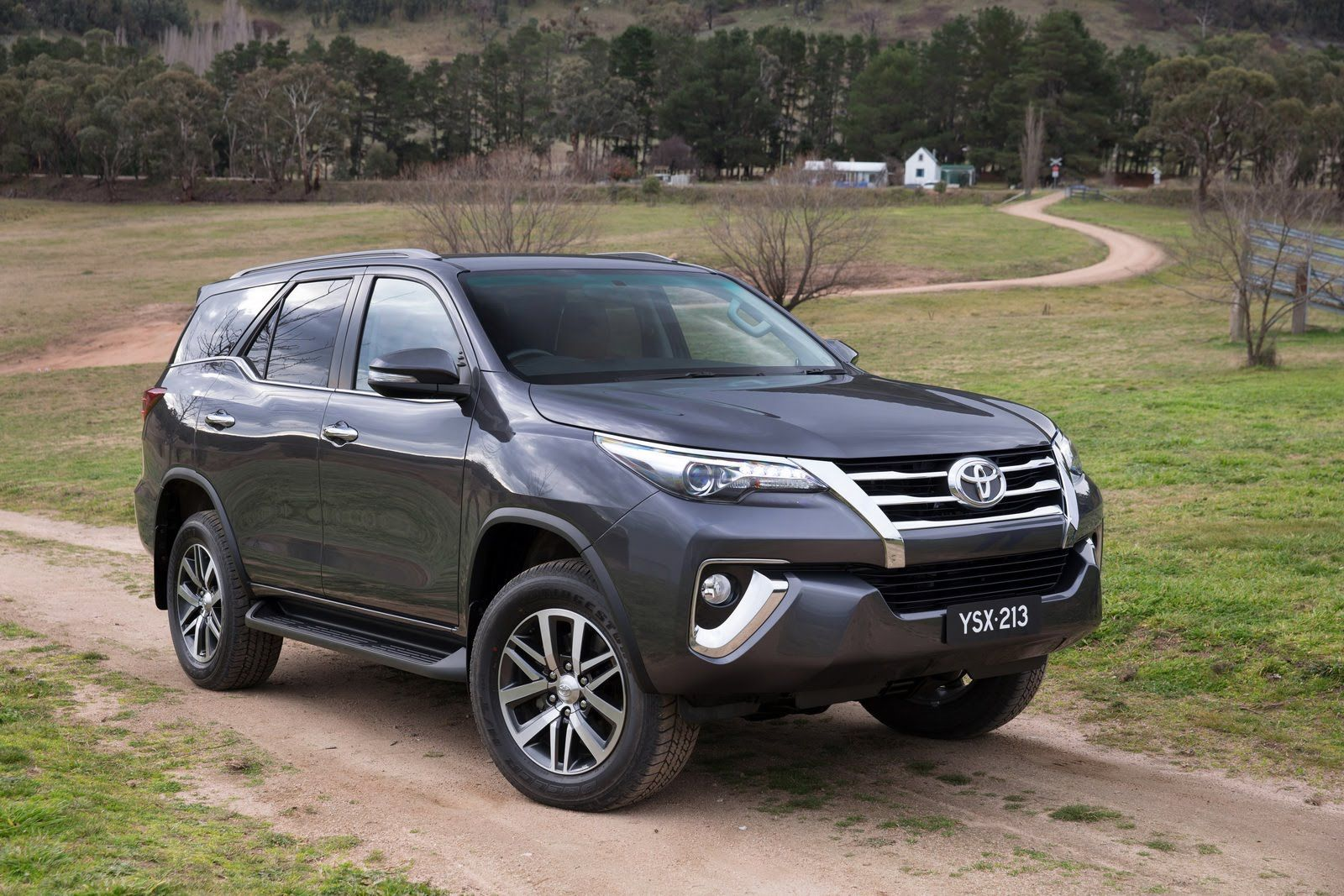 All New Toyota Fortuner 2016  ALL NEW CAR REVIEW  Pinterest