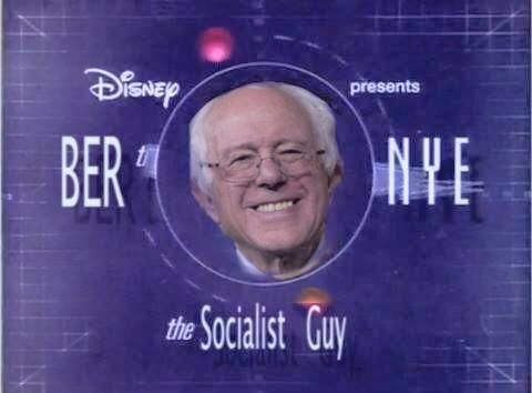 Best Of Bernie Sanders Memes And Funny Pics Funny Pictures Science Guy Memes