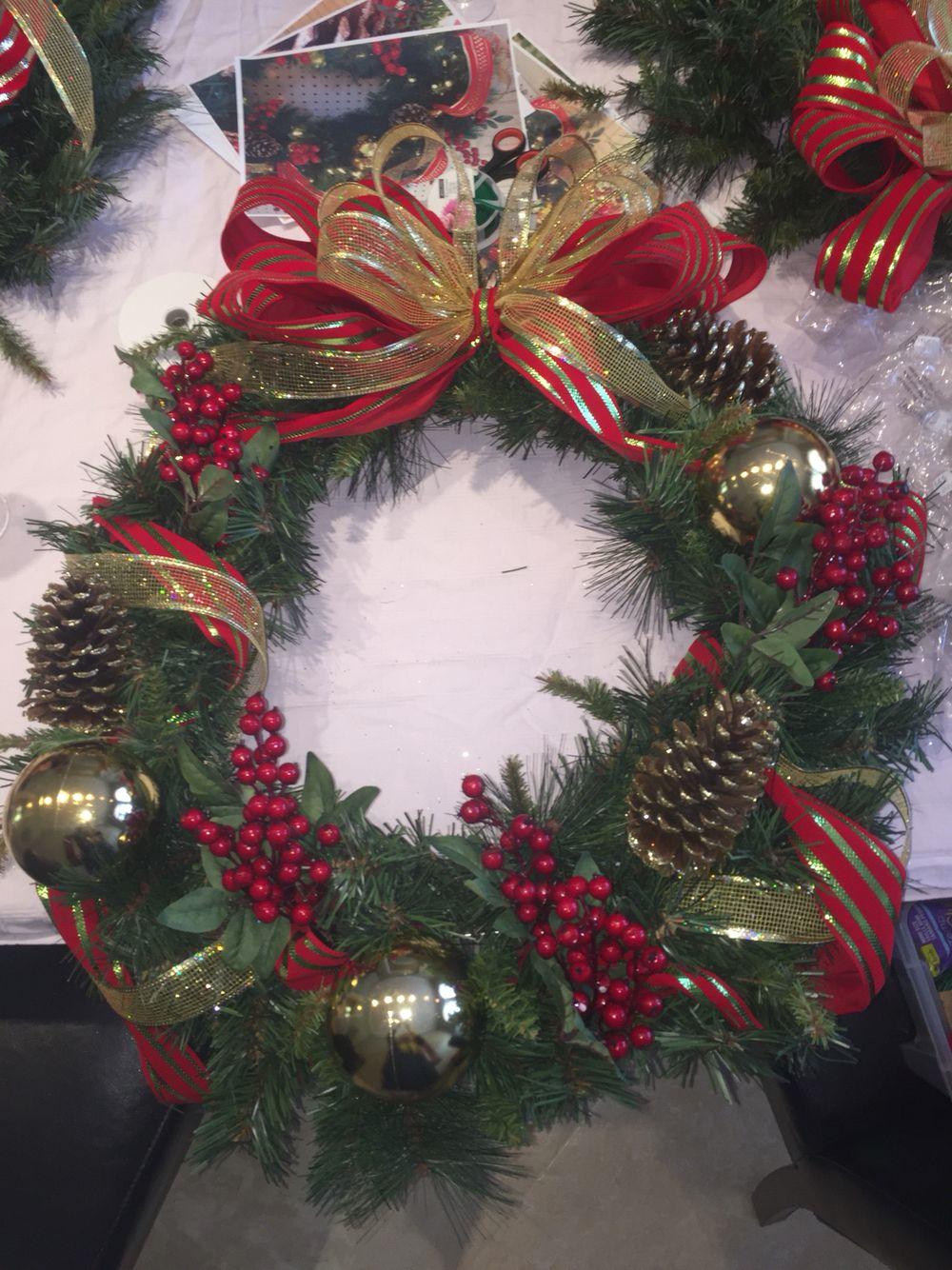 Christmas Reef.Diy Christmas Reef For The Home Diy Christmas
