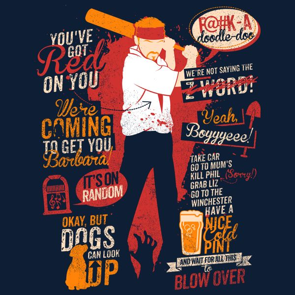 Shaun of the Dead Quotes Dead quote, Quote