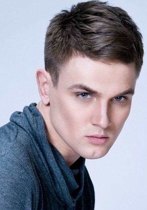Best Men S Short Hairstyles For Thick And Thin Hair In 2016 2017 With Names How To Style Only The Most Good Looking