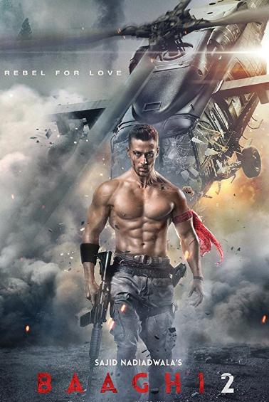 Baaghi 2 Baaghi 2 Full Movie In 1080 Hd Dvdrip Bluerayrip Film Bollywood Film Baru Hindi Movies