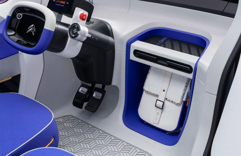 Citroën Unveils Compact Car Concept for Unlicensed Drivers